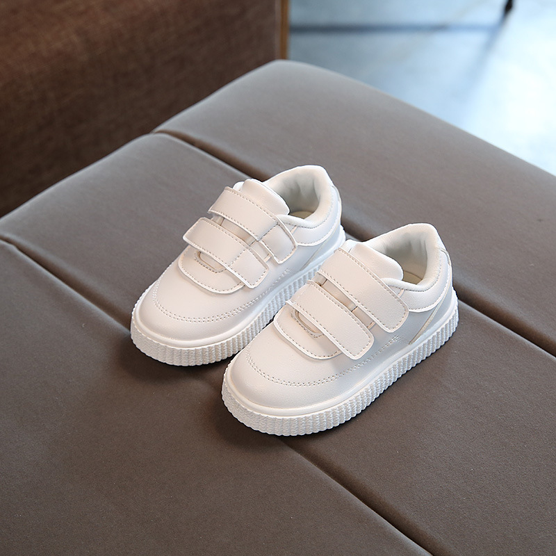 2018 Spring Children Shoes Girls Boys Sport Shoes Antislip Soft Bottom Kids Baby Sneakers Casual Flat Martin Boots Size 21-30