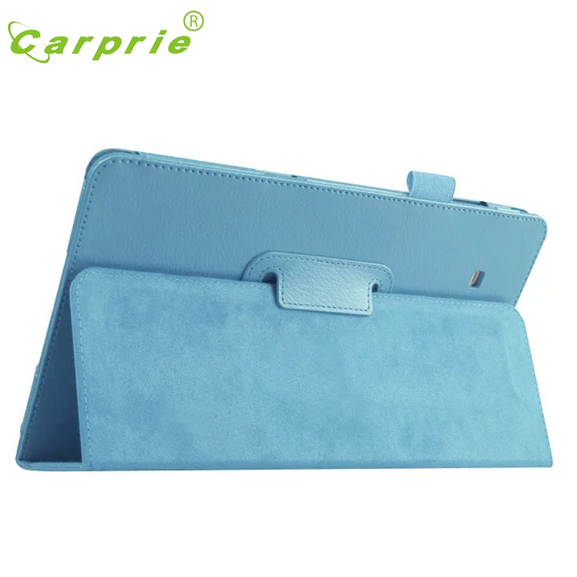 CARPRIE Folding Stand Leather Case Cover For Samsung Galaxy Tab E 8.0 T377 Feb7 MotherLander
