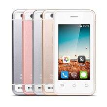 Бесплатная силиконовый чехол! MELROSE S9 2.4 «androrid 4.4 Ульта-Slim Mini Card 3 г смартфон MTK6572 Dual Core 4 ГБ Встроенная память Bluetooth Камера