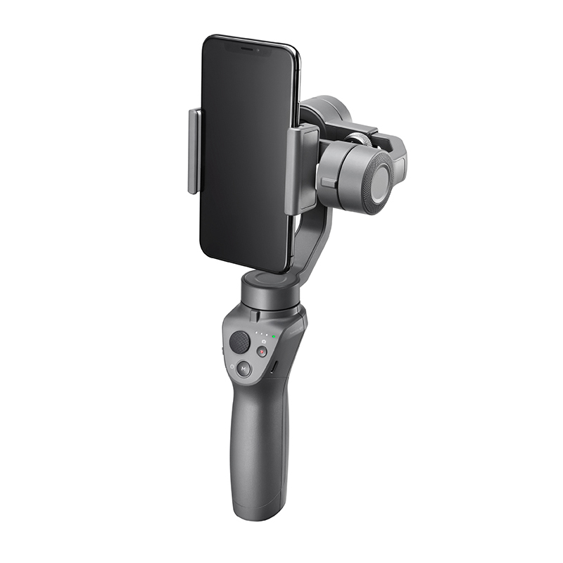DJI Osmo Mobile 2 3-Axis Handheld Stabilizer for Smartphone 3-axis Handheld Gimbal Stent Zoom Control Panorama 3