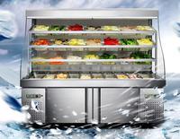 Коммерческих Холодильная витрина растительное морозильник пряный горячий горшок холодильного шкафа LB 896