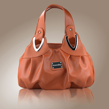 Top-Handle Bags High Quality Famous Brands Women Leather Handbags Tote Bags PU Leather Designer Lady Purse