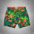 Vendas Hot! frete Grátis 2015 Novo Verão Masculino Calças Curtas Dos Homens Casuais da Moda Sportwear Shorts Da Praia do Homem