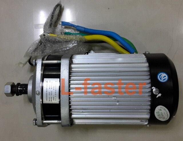 60V72V 2200 Watt Elektroauto Motor Elektrische Auto Teile ...