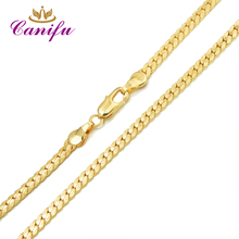Canifu New arrival  Gold filled necklace hot sell Chains for pendants great gifts for women 34081