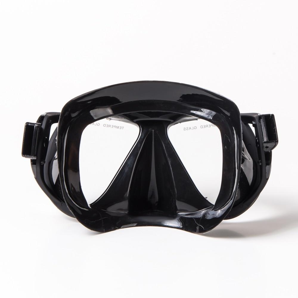 Miopia Diving Masker Dengan Lensa Resep (Nearsight 0-9.0), Diopter - Olahraga air - Foto 6
