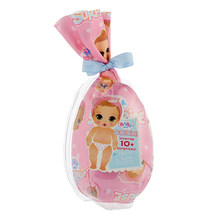Newborn LOL baby dolls Surprise toys for girls born dolls unwrap a bundle of surprise with color change diaper(China)