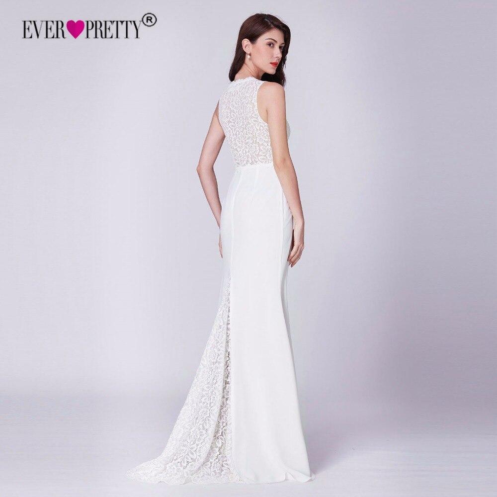V Neck Lace Wedding Dresses: Aliexpress.com : Buy Ever Pretty Robe De Mariee New