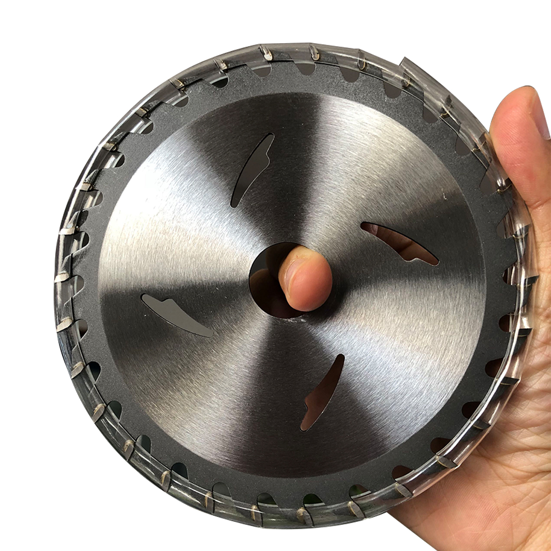 High-grade Woodworking Saw Blade Saw Blade Cutting Piece Wood Cutting Disc 125/110mm*20mm 24T/30T/40T TCT Saw