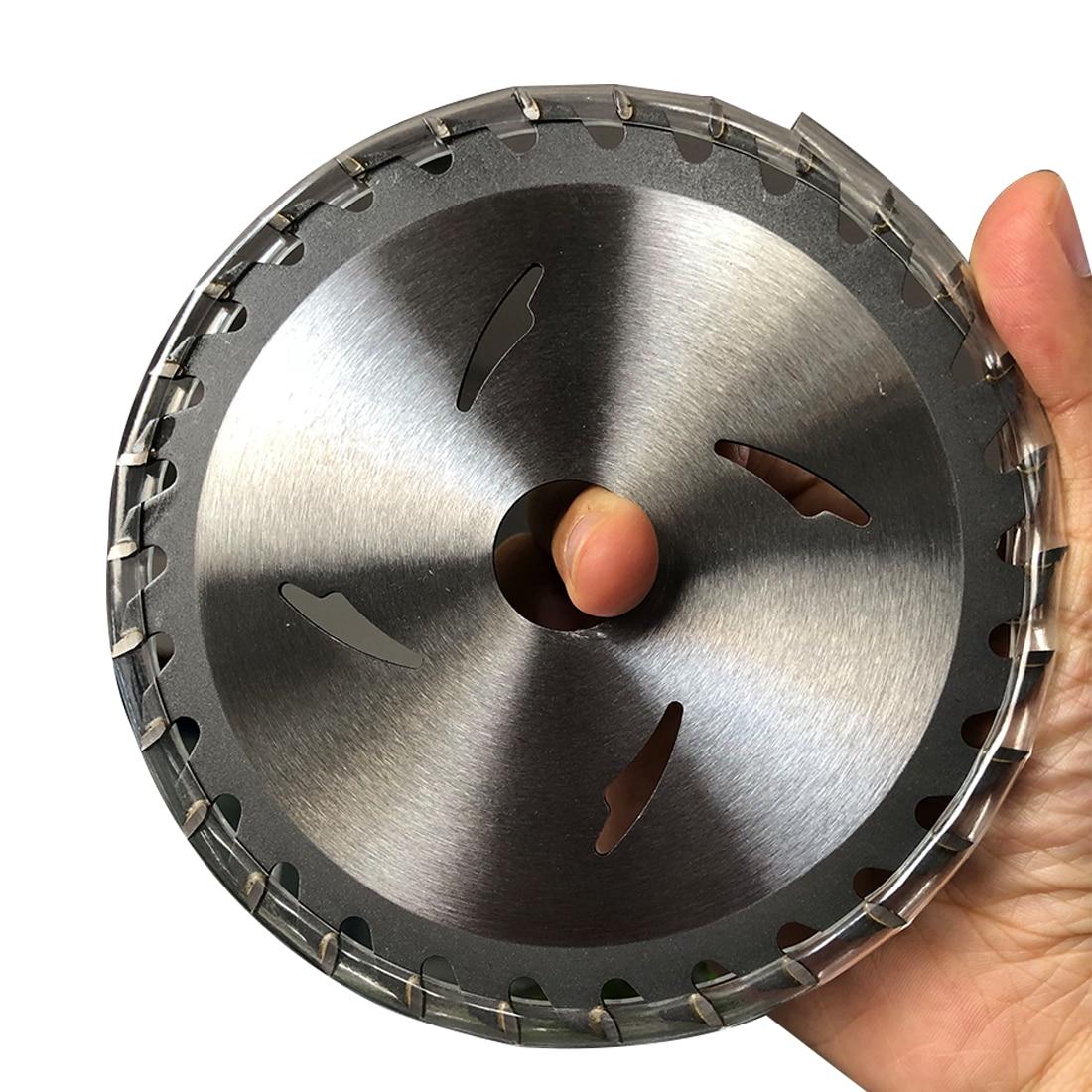 High-grade Woodworking Saw Blade Saw Blade Cutting Piece Wood Cutting Disc 125/110mm*20mm 24T/30T/40T TCT Saw