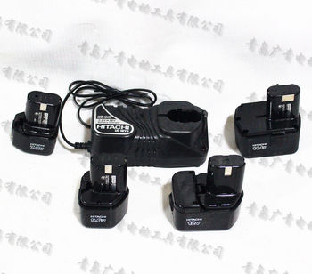 Japan HITACHI Battery Charger UC18YG Cordless Drill 7.2V/9.6V/12V/14.4V Nickel cadmium