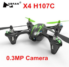 Hubsan X4 H107C 4CH 6 Axis Gyro RC Quadcopter With 0.3 MP Camera RTF 2.4GHz Original Packing