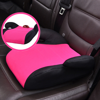 Auto Car Child Safety Seat Increased Pad Baby Booster Chair Automobile Cushion Children Travel Pad Cover Car Seat Support Kid