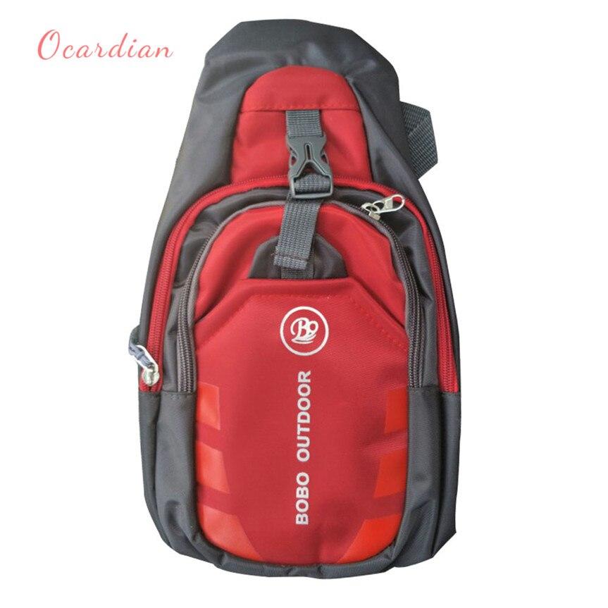 OCARDIAN bolsas mujer Men Casual Shoulder Messenger Bag Single Travel Military Made in China Casual #30 2017 Gift