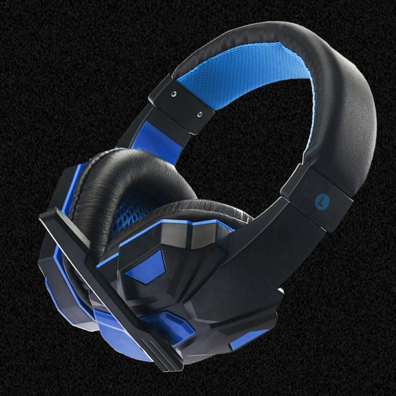 Headphones Surround Stereo Gaming Headset Headband Headphone USB 3.5mm with Mic for PC Headphones High Quality @tw