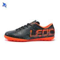 Leoci Size 33 45 Men Boy Kids Soccer Cleats Turf Football Futsal Shoes TF Hard Court Sneakers Trainers Indoor Football Boots