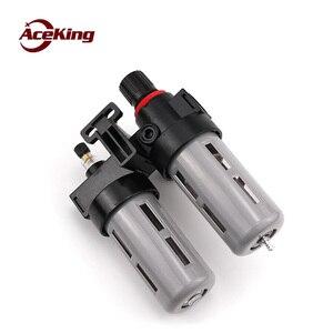 Image 4 - Пневматический редукционный клапан BFC2000, регулирующий клапан для воздушного масла и воды, фильтр сепаратор BFC3000 4000