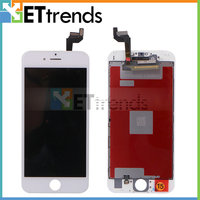 2PCS LOT DHL Free Shipping 100 No Dead Pixel LCD Screen Digitizer Assembly For IPhone 6s