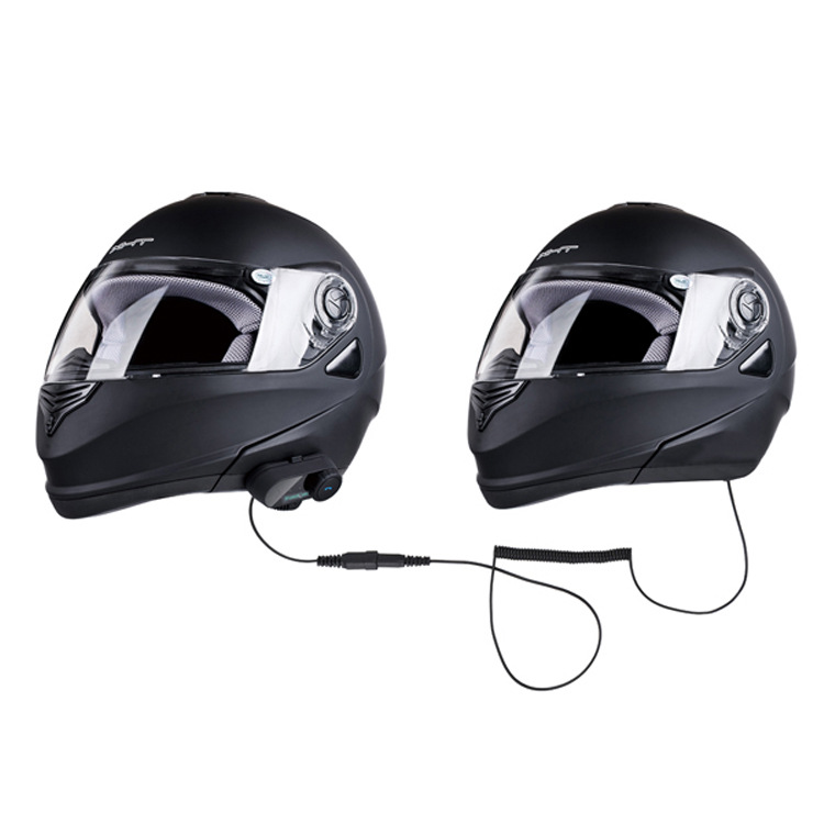 Freedconn T-COM02S Casco de motocicleta Interphone Casco Bluetooth - Accesorios y repuestos para motocicletas - foto 6