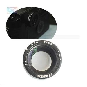 Image 1 - 1.1 1.6X Zoeker Vergrootglas Vergrootglas Oculair Oogschelp Verstelbare Zoom Dioptrie voor Leica M8 M8.2 M9 M9 P M E M240