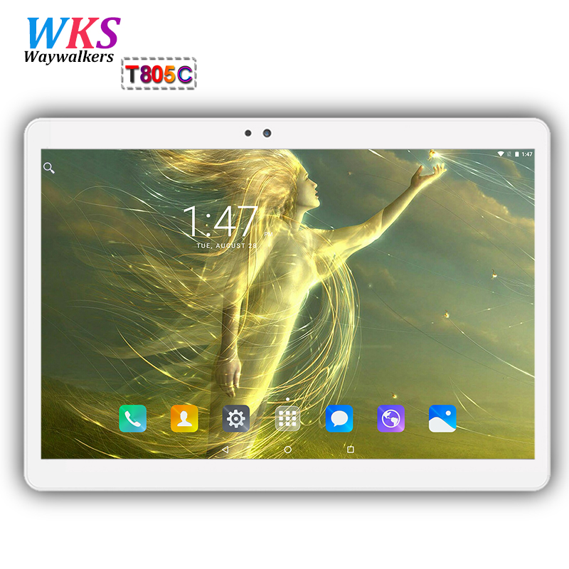 Free shipping 10.1 inch 3G/4G LTE tablet pc Android 7.0 Octa Core RAM 4GB ROM 64GB 1920*1200 IPS WIFI Smart Tablets MID 10 10.1 free 10 1 inch tablet 3g 4g lte android phablet tablets pc tab pad 10 ips mtk octa core 4gb ram 64gb rom wifi bluetooth gps