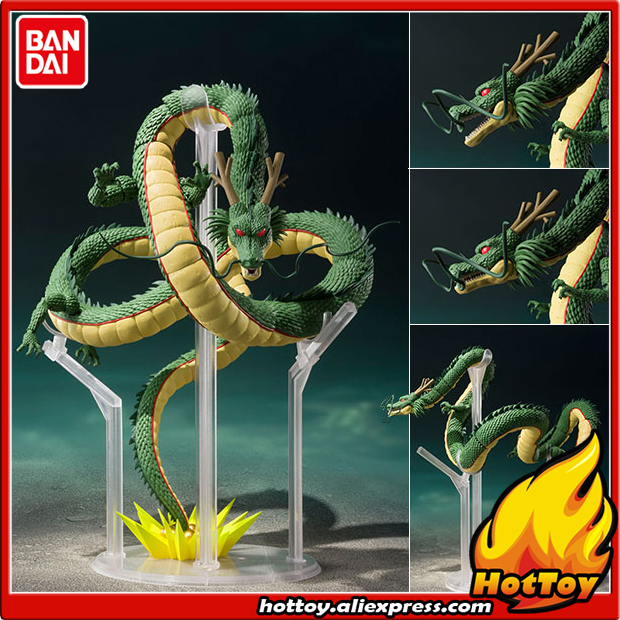 100% Original BANDAI Tamashii Nations S.H. Figuarts (SHF) Action Figure - Shenron from