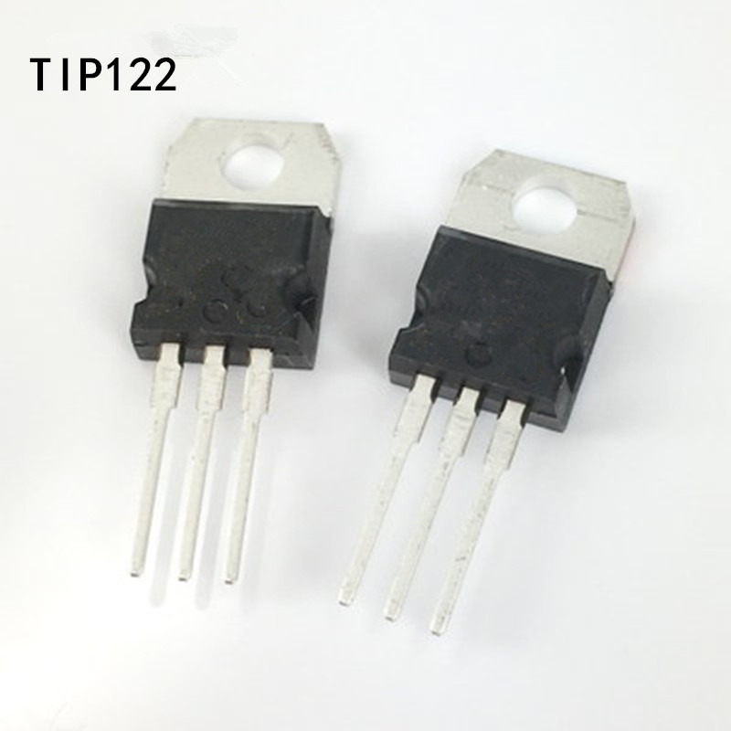 100pcs TIP122 TO-220 Transistor 100V 5A NEW free shipping 2sd965 d965 5a 20v 1w transistor to 92 1000pcs lot