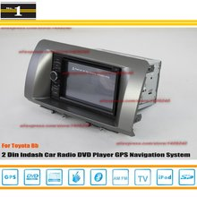 For Toyota Bb 2006 ~ 2012- Car Radio Stereo CD DVD Player / HD Touch Screen Audio Video GPS Navigation System