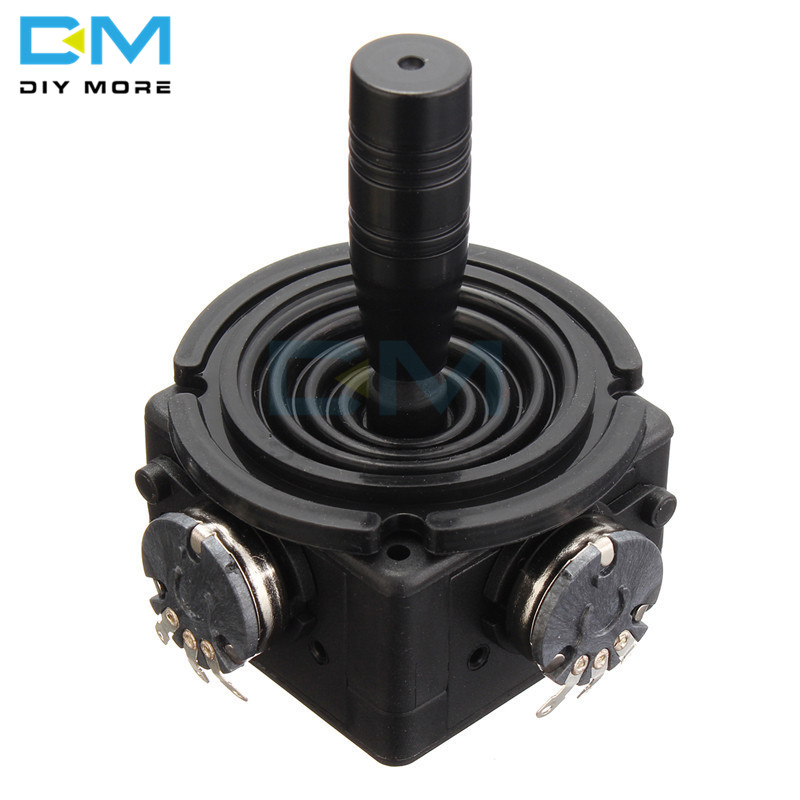 2-axis JH-D202X-R2/R4 5K 10K ohm Sealed PTZ Thermistor Joystick Potentiometer2-axis JH-D202X-R2/R4 5K 10K ohm Sealed PTZ Thermistor Joystick Potentiometer