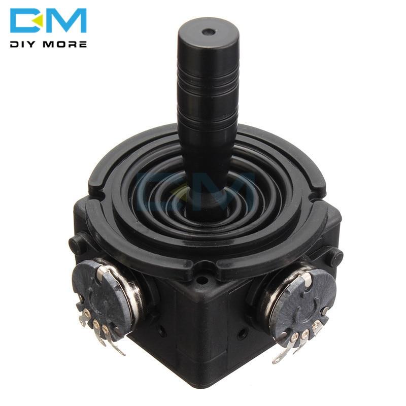Joystick Potentiometer JH-D202X-R3 10K 220°2-axis Sealed PTZ Thermistor
