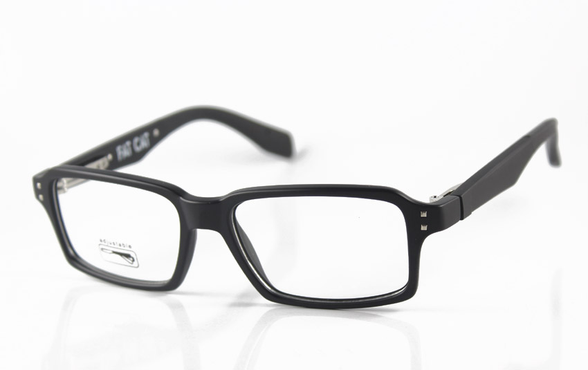 hot selling brand high quality optical frames designer eyewear frames menswomens fashion 1041 black eyewear frames 52mm
