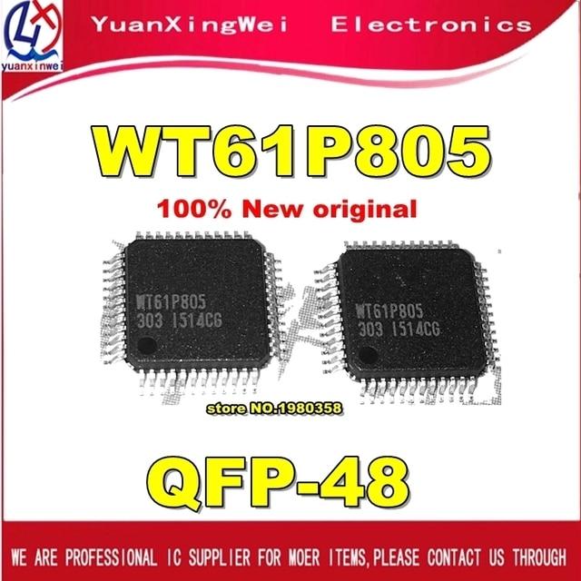 Freies Verschiffen 10 stücke WT61P805 61P805 QFP 100% NEUE