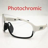 poc Crave 4 Lens Do Blade Photochromic Cycling Sunglasses Polarized Sport Road Mtb Mountain Bike Glasses Eyewear Discoloration