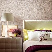 60cmx5m European Deep Embossed Self Adhesive Wallpaper For Bedroom Decoration PVC Waterproof Wall Stickers For Living Room