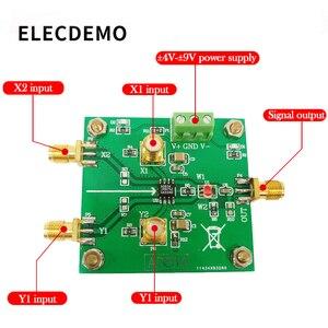 Image 2 - AD834 четырехквадрантный множитель модуля управления питанием сигнала кондиционирования двойной Частотный множитель 500 МГц