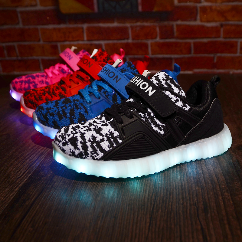 LED-Kids-Shoes-Fashion-Children-Shoes-Boys-Girls-Glowing-Shoes-Sneakers-Lighted-USB-Charging-Casual-Shoes-Running-Sports-26-37-5