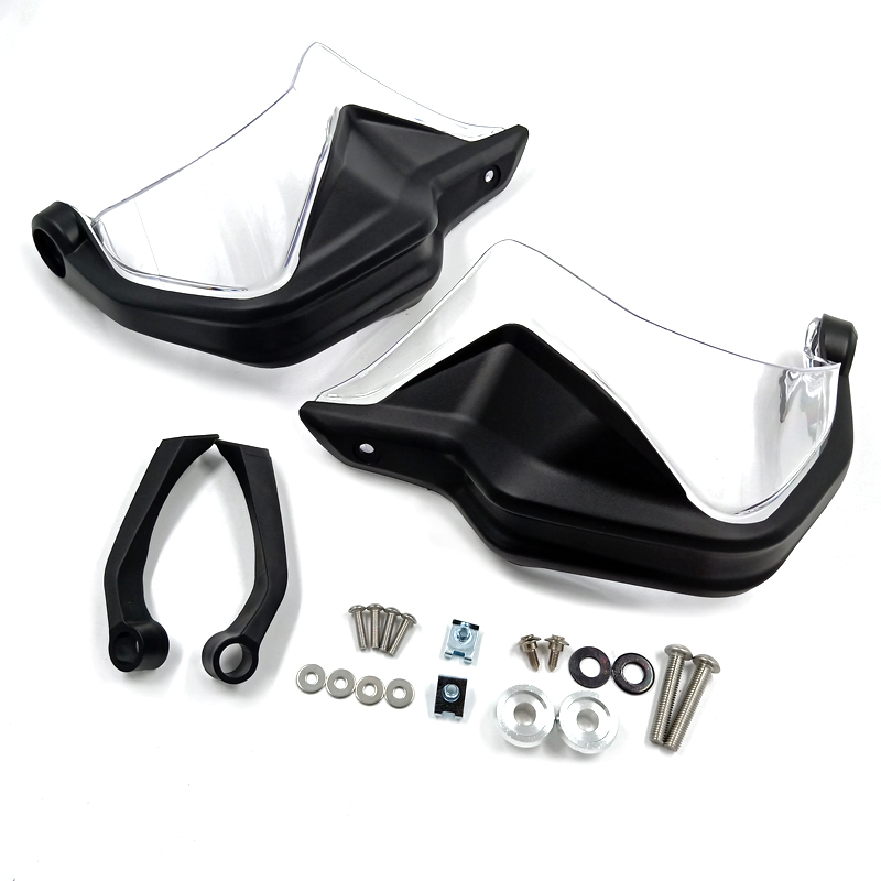 Image 3 - F750GS F850GS F 750 GS F 850 GS Hand Guard Extensions Brake Clutch Levers Protector Handguard Shield for BMW 2018  F750GS F850GS-in Covers & Ornamental Mouldings from Automobiles & Motorcycles
