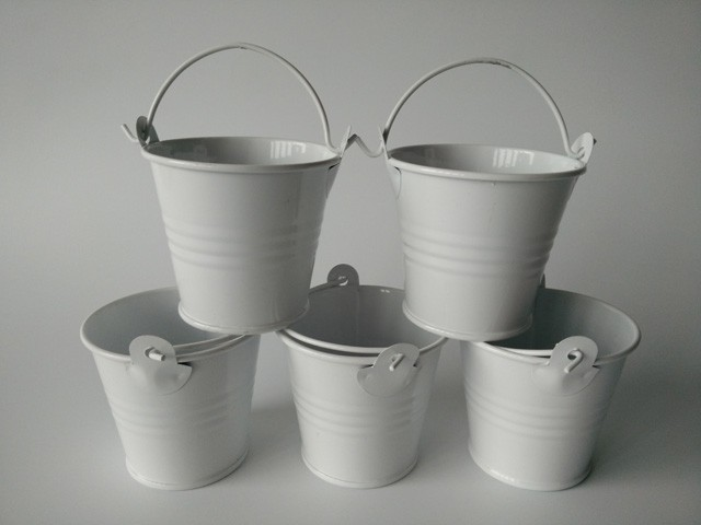 Online buy wholesale easter pails from china easter pails for Small pail buckets