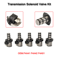F4A41 F4A42 F4A51 Shift Trans Solenoid Kit  For 1996-up Mitsubishi OEM (99187)