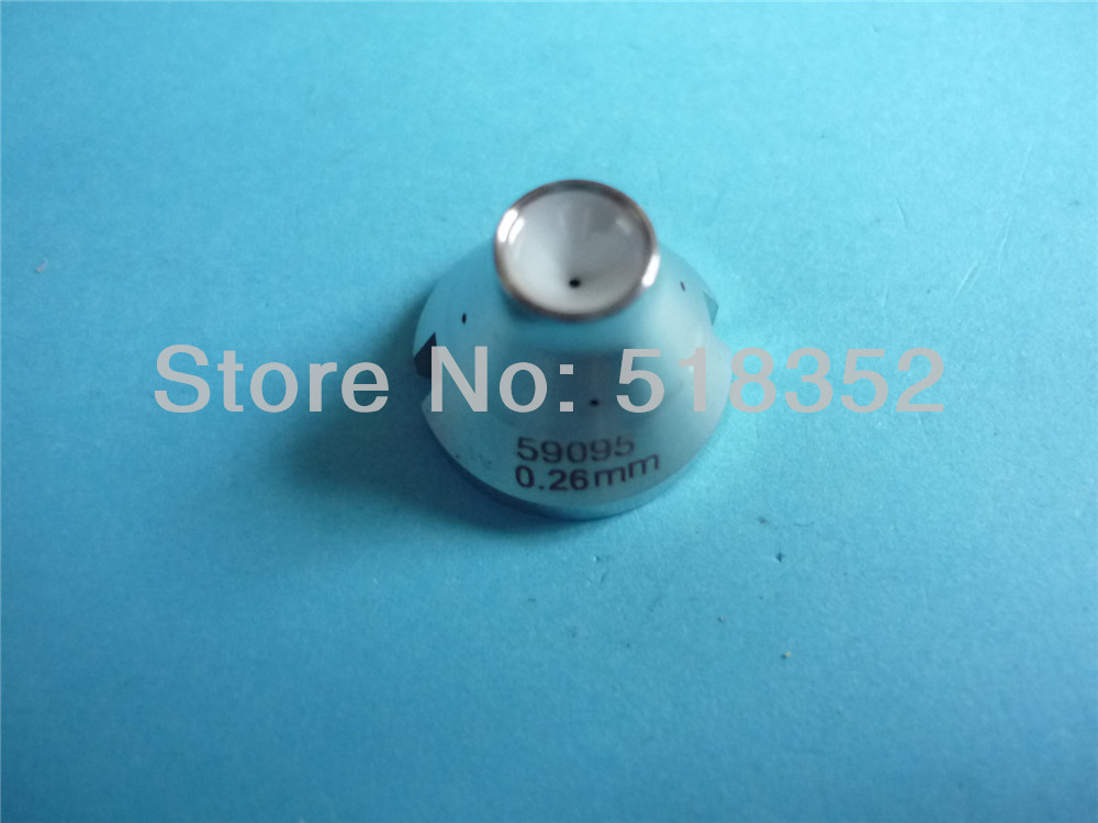 3080990 SSG S103B Diamond Dies/ Wire Guide 87-3 Type ID0.26mm (Manual: Upper & Lower/ AWF: Lower), WEDM-LS Machine Parts a290 8110 x715 16 17 fanuc f113 diamond wire guide d 0 205 255 305mm for dwc a b c ia ib ic awt wedm ls machine spare parts