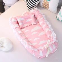 Protable 睡眠ベッド新生児と幼児 Babynest 2019