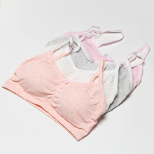 Young Girls First Training Bra Teenage Sport Puberty Girl Underwear Teen Child Fitness Bra 10-16Y Youth Small Breast Bra 5101 недорого
