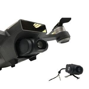 Image 2 - 100% الأصلي DJI شرارة Gimbal كاميرا 1080 وعاء FPV HD كاميرا Drone اكسسوارات ل شرارة إصلاح أجزاء