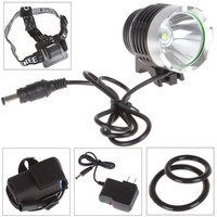3 Mode High Power 1800 Lumen CREE XML T6 LED Bicycle Head Lamp Bike Light LED