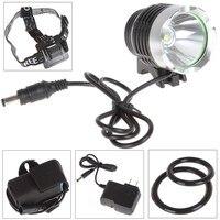 3 Mode High Power 1800 Lumen CREE XML T6 LED Bicycle Head Lamp Bike Light LED
