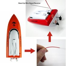 High Speed Remote Control Racing Boat