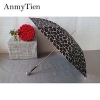 Long Handle Big Umbrella Creative Long Handle Large Windproof Sword Umbrella Sun Rain Straight Umbrella Manual