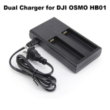 DJI OSMO Gimbal Battery Charger Fast Charging for OSMO Mobil