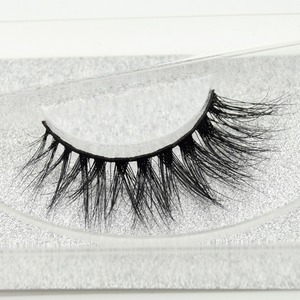 Image 2 - Visofreeขนตามิงค์3Dขนตายาวนานมิงค์ขนตาธรรมชาติละครปริมาณขนตาขยายขนตาปลอมD21