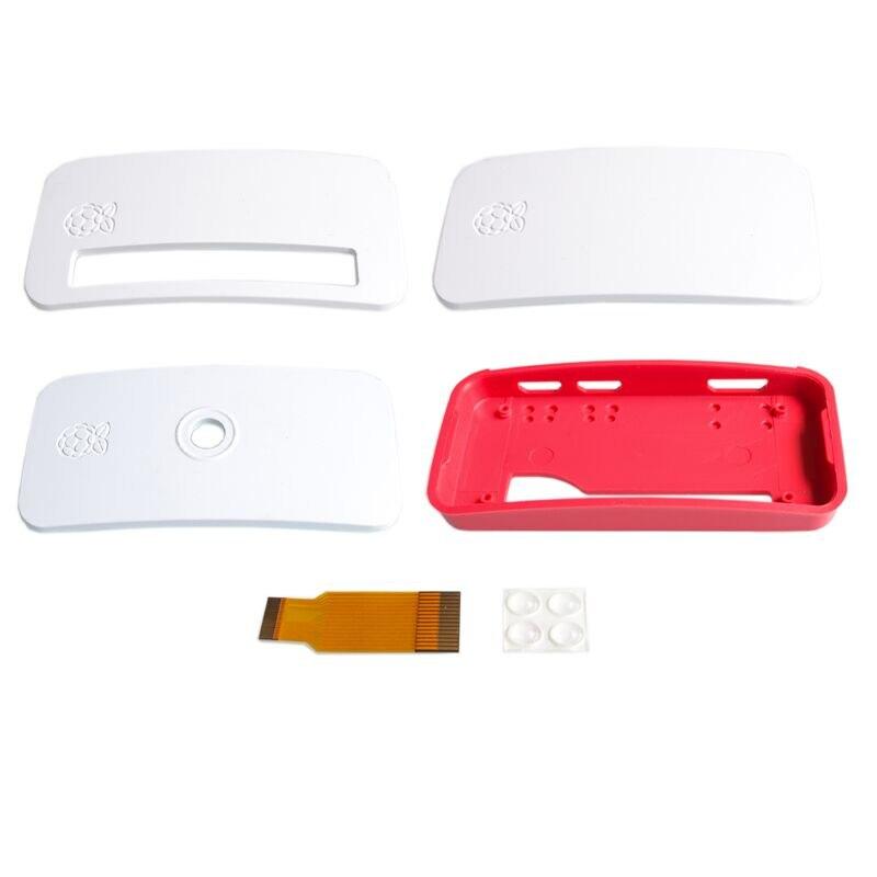 Nova raspberry pi zero w caso oficial rpi zero caixa capa casca casos de gabinete compatível para raspberry pi zero v 1.3 pi0|Circuitos integrados|   -